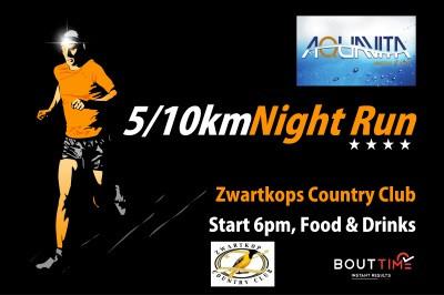 Zwartkop Nite Race Series 2019/2020 #2