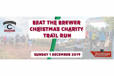 Beat the Brewer Christmas Charity Trail Run