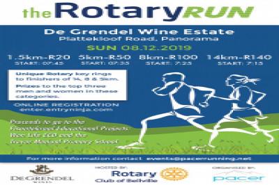 The Rotary Run