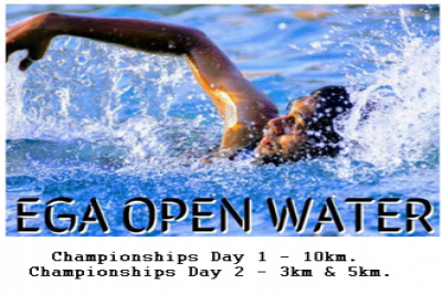 EGA OPEN WATER CHAMPIONSHIPS - DAY 1