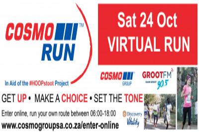 Cosmo Virtual Run 2020