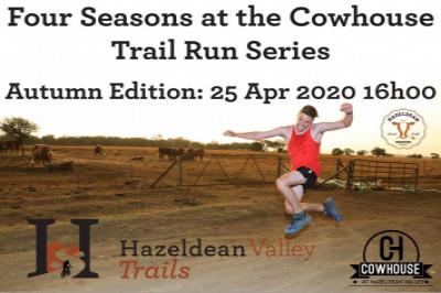 Four Seasons at the Cowhouse Autumn Trail Run