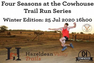 Four Seasons at the Cowhouse Winter Trail Run
