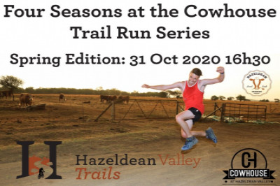 Four Seasons at the Cowhouse Spring Trail Run