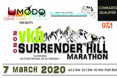 Vkb Surrender Hill Maraton
