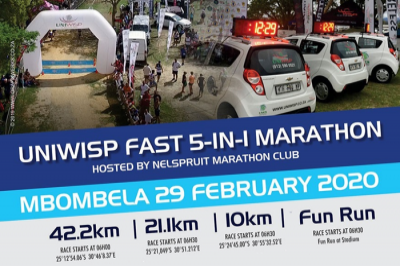 Uniwisp Fast 5-in-1 Marathon