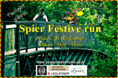 Spier Festive Run
