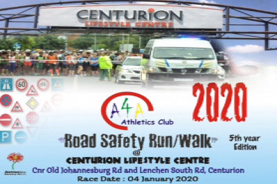 ROAD SAFETY RUN / WALK 2020
