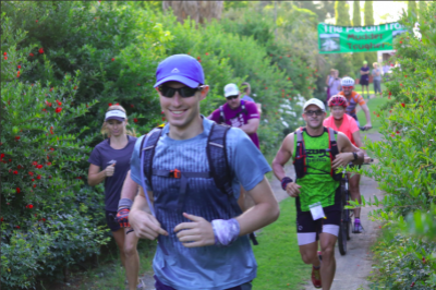 The Pecan Trail Run