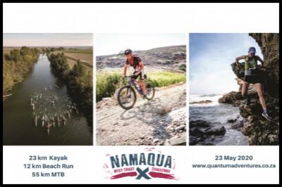 Namaqua X Challenge