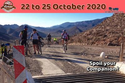 Karoo GravelGrinder 2020 October 22nd