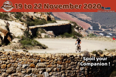 Karoo GravelGrinder 2020 November 19th