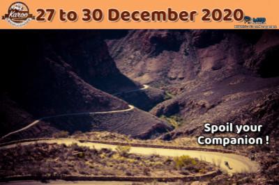 Karoo GravelGrinder 2020 December 27th