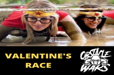 Obstacle Wars Race 2 - Valentine's Race
