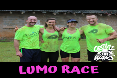 Obstacle Wars Race 5 - Lumo Race