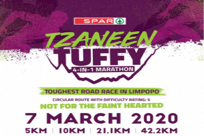 SPAR Tzaneen Tuffy 4-in-1 Marathon