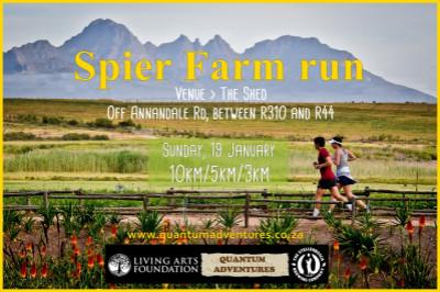 Spier Farm run