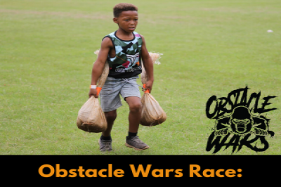 Obstacle Wars Race 3