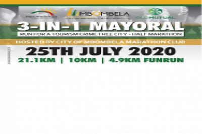 3 in 1 Mayoral Half Marathon