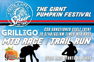 The Giant Pumpkin Festival 2020 - MTB Race & Trail Run