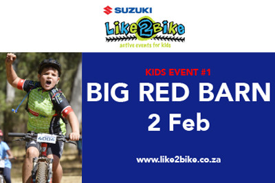 Suzuki Like2Bike Kids Event #1