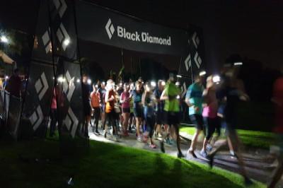 Black Diamond Night Trail Run 2 December 2020