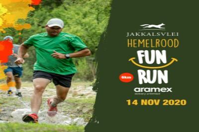 Jakkalsvlei Fun Run 2020