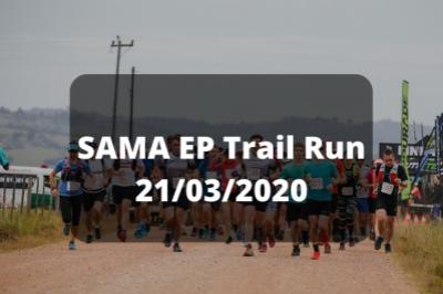 SAMA EP Trail Run 2020