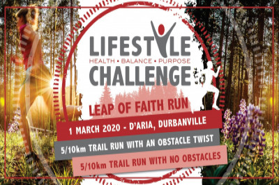 Lifestyle Challenge - Leap Of Faith Run!