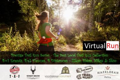 Prestige Trail Run Series #1