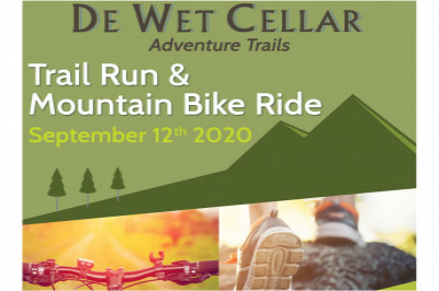 De Wet Cellar MTB and Trail Run