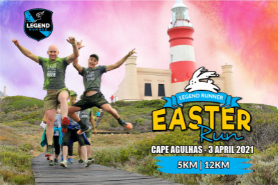 Legend Runner 2021 - Easter Run