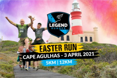 Legend Runner 2021 - Easter Run