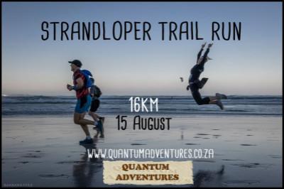 Strandloper Trail run