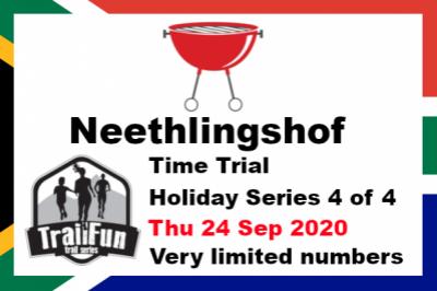 TrailFun Holiday Series 4 of 4 : Neethlingshof Estate