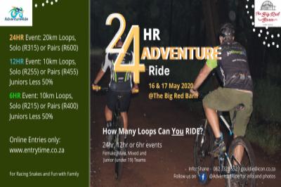 Adventure Ride 24HR