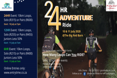 Adventure Ride 24HR