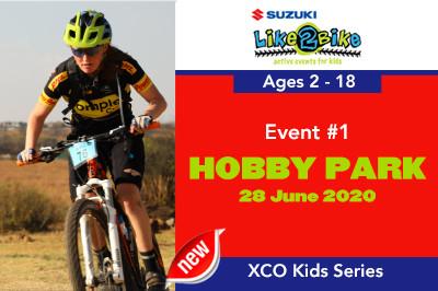XCO event Kids Series #1