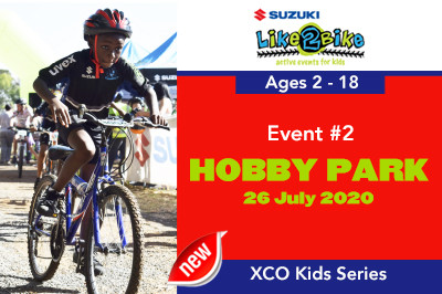 XCO event Kids Series #2