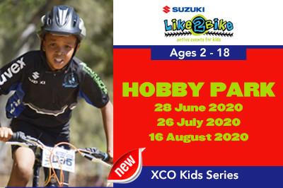 XCO event Kids Series All series