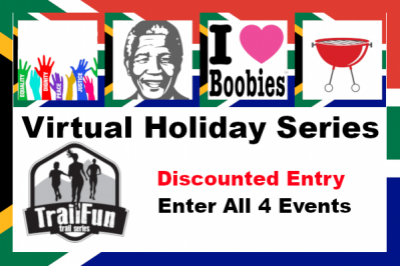 TrailFun Holiday Series : All 4 Events with discount