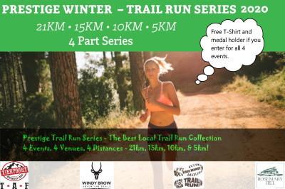 Prestige Trail Run Series #4