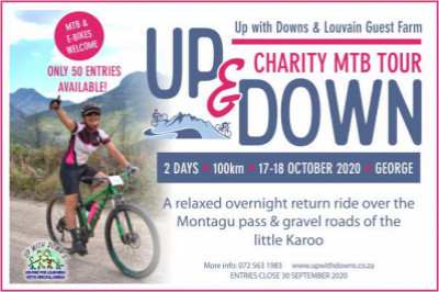 2020 Up & Down Charity MTB Tour