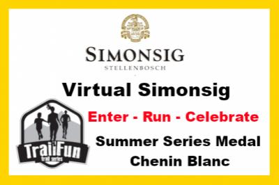 TrailFun Summer Series 2 of 4 : Simonsig