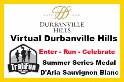 TrailFun Summer Series 3 of 4 : Durbanville Hills