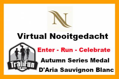 TrailFun Autumn Series 1 of 4 : Nooitgedacht