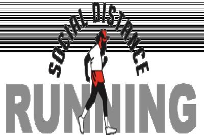 GoSport Social Distance Trail Run - Saturday