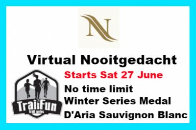 TrailFun Winter Series 2 of 4 : Nooitgedacht