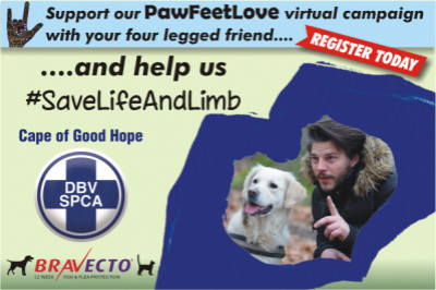 PawFeetLove #SaveLifeandLimb Virtual Event