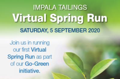 Impala Tailings Virtual Spring Run